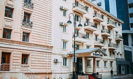 هتل کاسپین باکو