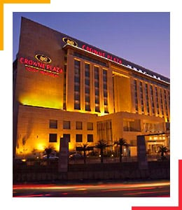 hotel crowne plaza delhi