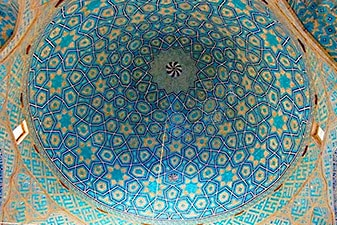 معماری مسجد جامع یزد