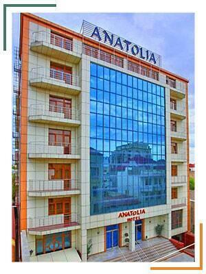 تور باکو هتل آناتولیا