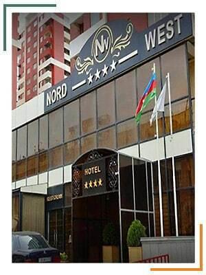 تور باکو هتل نورد وست