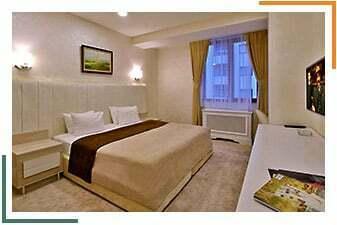 هتل گنجعلی پالاس باکو