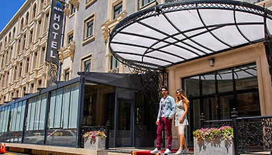 هتل آلبا باکو