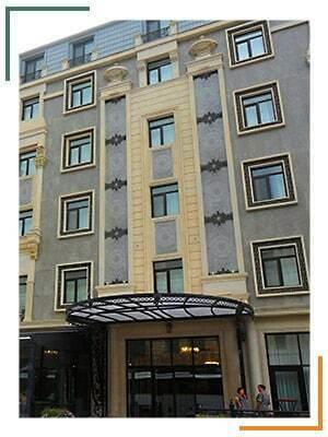 تور باکو هتل آلبا