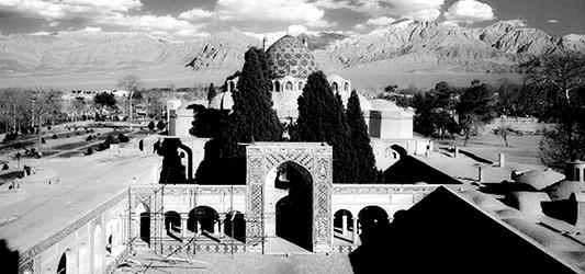 تاریخچه مقبره شاه نعمت الله ولی