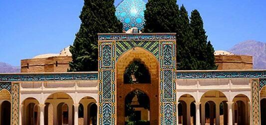آرامگاه شاه نعمت الله ولی در حال حاضر