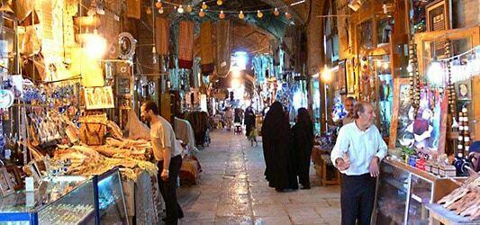سوغاتی های بازار رضا