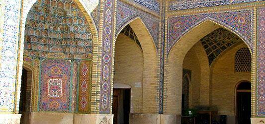 آدرس مسجد نصیرالملک