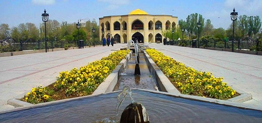 پارک شاه گلی