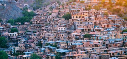 روستاهای اطراف طرقبه