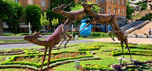 باغ مجسمه های کافسجیان