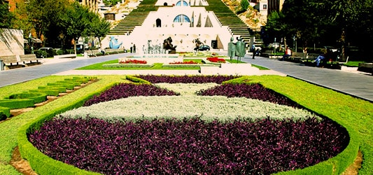 پارک هزار پله ارمنستان