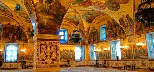 تاریخچه کاخ کرملین مسکو