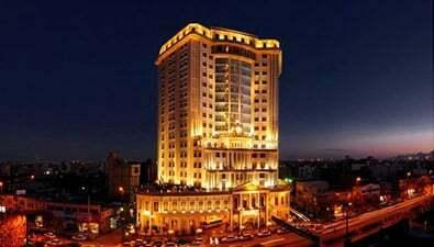 تور اصفهان هتل قصر طلایی فارا گشت